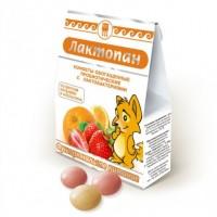 Конфеты обогащенные пробиотические «Лактопан»